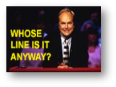Watch whose line?